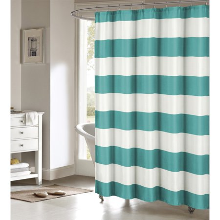Duck River Toto Faux Linen Shower - Shower Duck