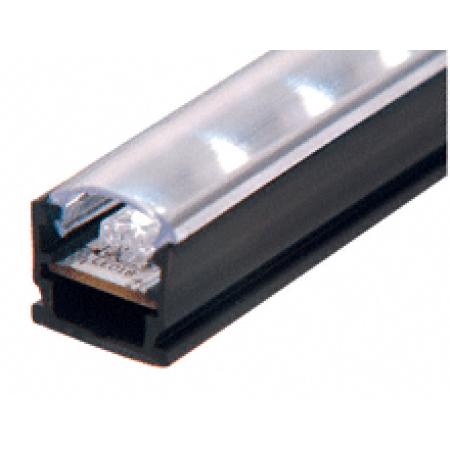 CRL LEDSQ6 Square Body Housing for LED Strip Lights