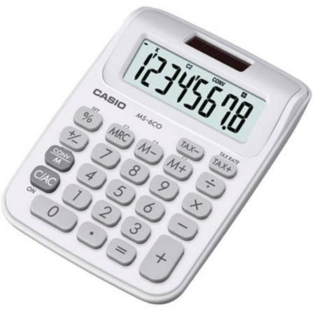 Casio MS-6CO Metric Conversion Calculator (Best Roth Ira Conversion Calculator)