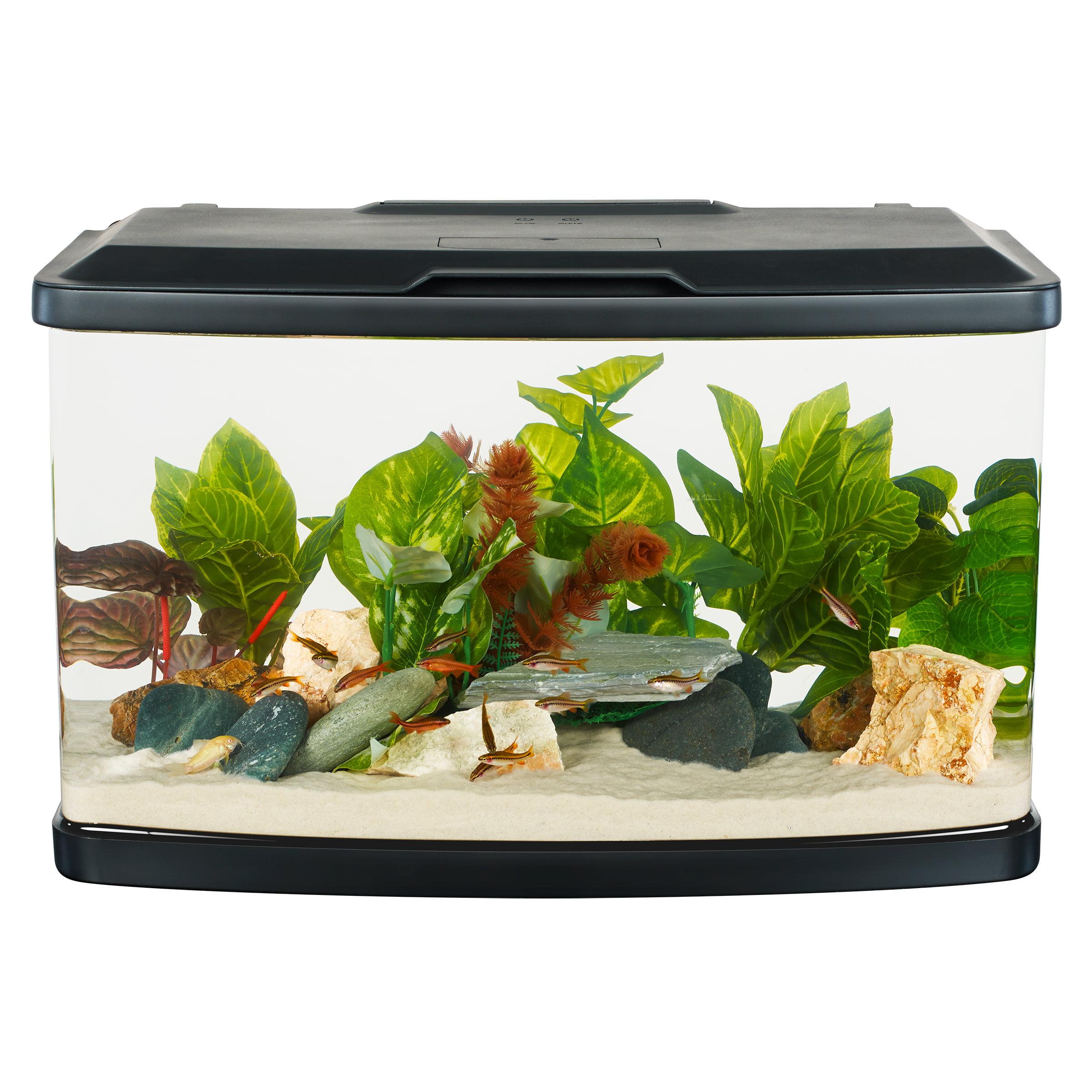 Fluval 8.5-Gallon Vista Aquarium Kit by Hagen