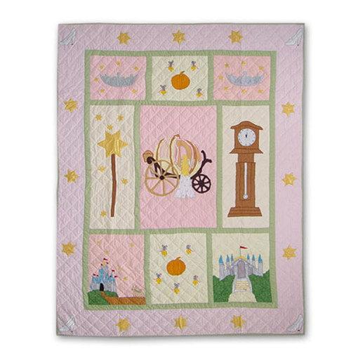 Patch Magic Fairy Tale Princess Quilt