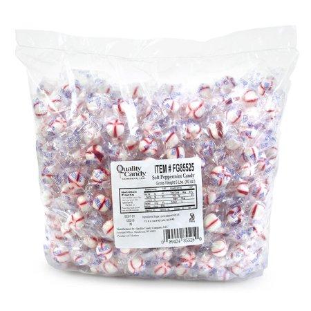 Soft Peppermint Puffs (5 lbs.)