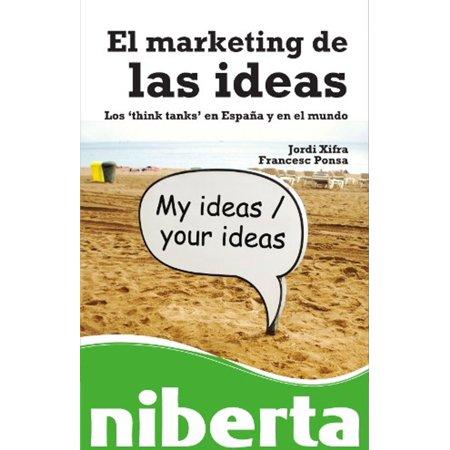 El marketing de las ideas - eBook