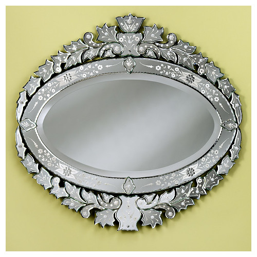Venetian Gems Lucila Large Wall Mirror