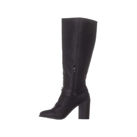 49ce281b6bbf madden girl Edrea Wide Calf Knee High Boots