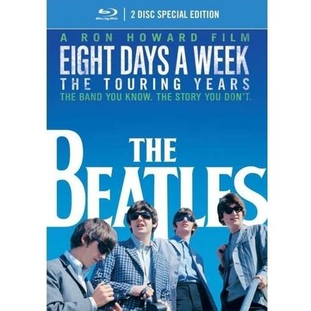 Eight Days A Week (Deluxe Edition) (Music Blu-ray)