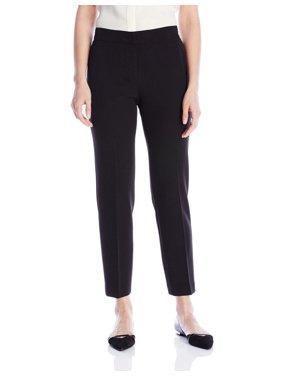 24e79e161 Product Image Kasper Womens Straight-Leg Dress Pants Ankle Stretch