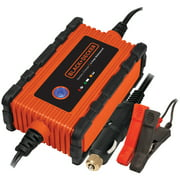 BLACK + DECKER 2 Amp Waterproof Battery Charger/Maintainer (BC2WBD)