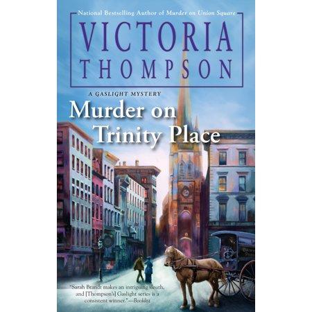 Murder on Trinity Place - Mass Murders On Halloween