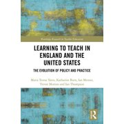 Learning to Teach in England and the United States - eBook