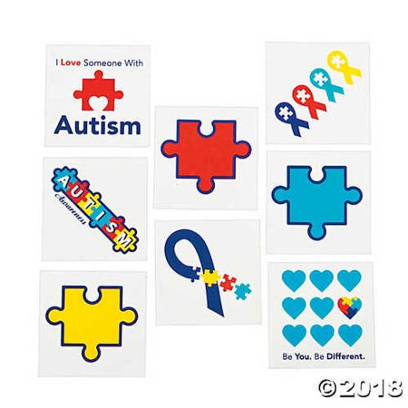 Autism Awareness Tattoos - Autism Awareness Tattoos