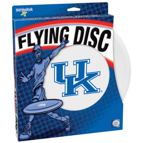 Officially Licensed NCAA Kentucky Flying Disc
