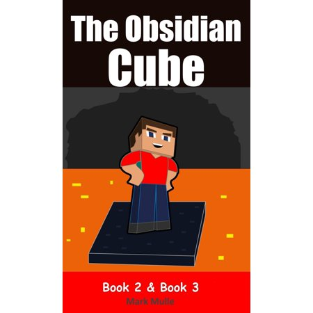 The Obsidian Cube, Book 2 and Book 3 - eBook