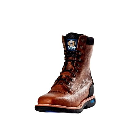 41a16469256 Cinch - Cinch Work Boots Mens WRX CT Leather Safety Toe Brown ...