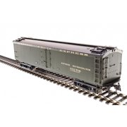 """Broadway Limited 1863 HO Pacific Fruit Express 53'6"""" Express Reefer #724,738"""