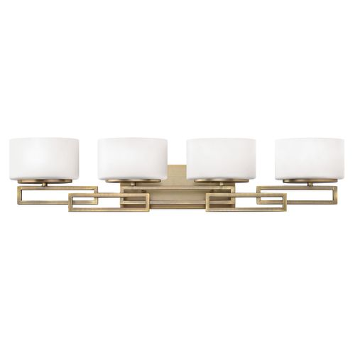 Hinkley Lighting  5104  Bathroom Fixtures  Lanza  Indoor Lighting  Vanity Light  ;Brushed Bronze