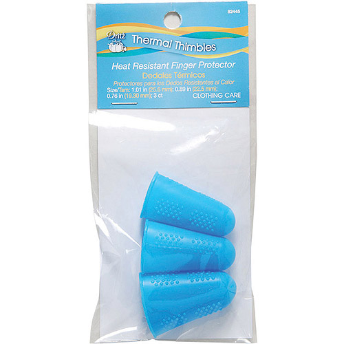 Dritz Thermal Thimbles, 3-Pack