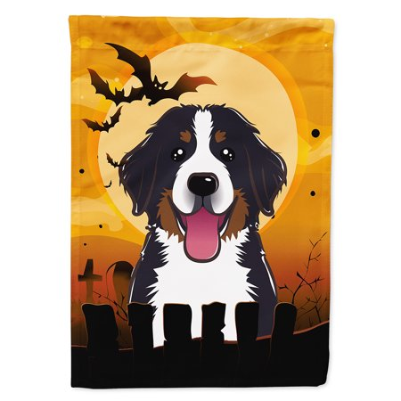 Halloween Bernese Mountain Dog Garden - Bernese Mountain Dog Costume Halloween
