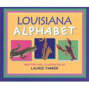 Louisiana Alphabet (Hardcover)