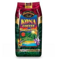 Hawaiian Gold Kona Ground Coffee, 10 oz (Pack of 6)