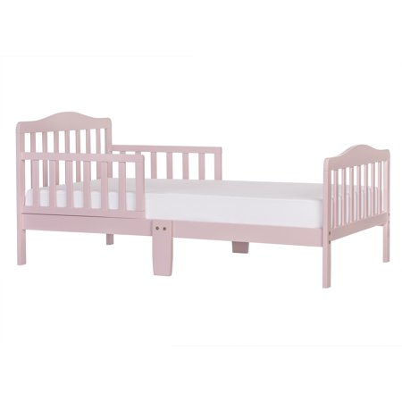 Dream On Me Classic Design Toddler Bed Pink Walmartcom