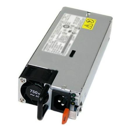 Lenovo System x 750W High Efficiency Platinum AC Power Supply 94Y6669