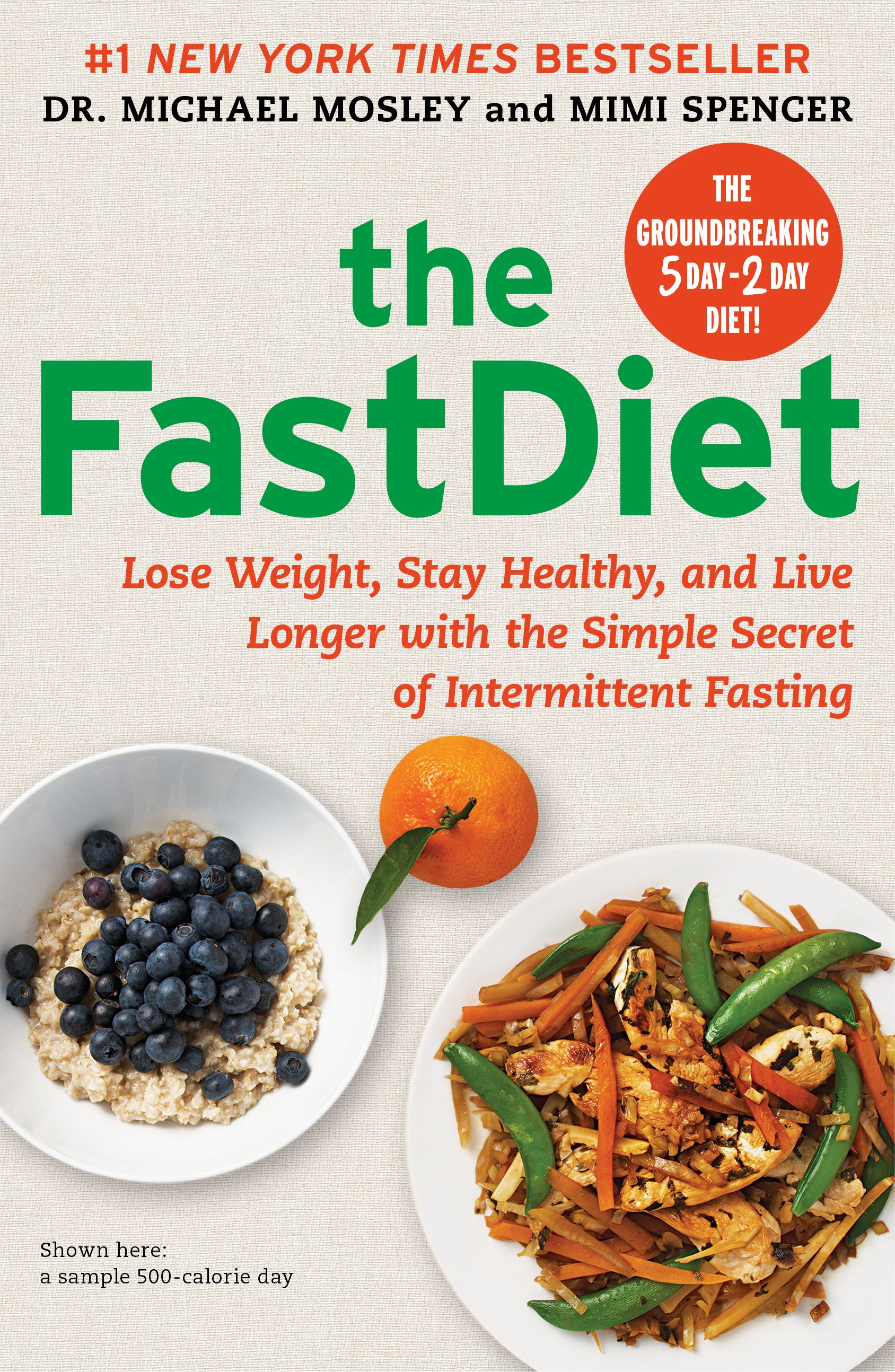 The Fast T Lose Weight Stay Healthy And Live Longer With The Simple Secret Of Intermittent Fasting Walmart Com