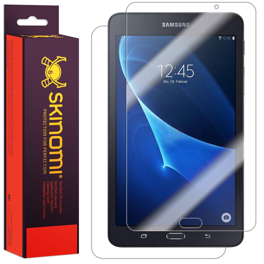 Skinomi Clear Full Body Skin & Screen Protector for Samsung Galaxy Tab A 7.0