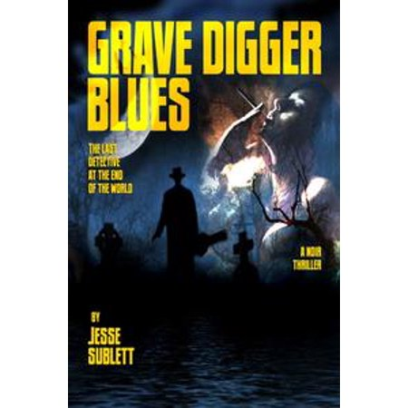 Grave Digger Blues (Bare Bones Edition) - eBook (Grave Digger Party Supplies)