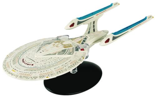 Star Trek Uss Enterprise Ncc-1701-E 10.5-Inch by EAGLEMOSS COLLECTION