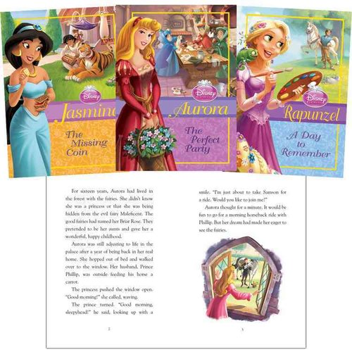 Disney Princesses Set 2