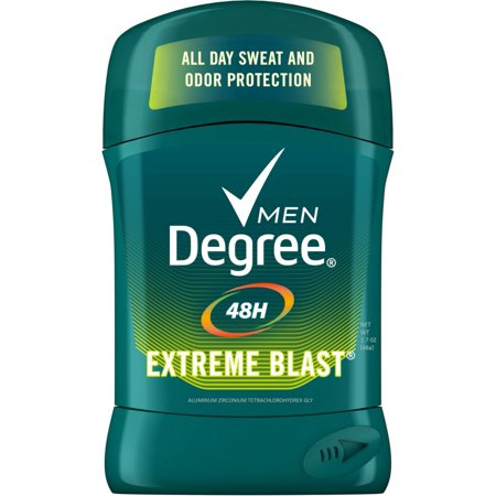 2 Pack - Degree Extreme Blast Original Protection Antiperspirant Stick 1.7 oz
