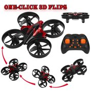 Mini Drone RC Nano Quadcopter for Kids Beginners RC Helicopter Plane with Auto Hovering, 3D Flip Headless Mode Having Fun Indoor and Outdoor, Best Gift for Boys and Girls