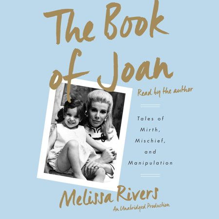 The Book of Joan - Audiobook (Joan Rivers Qvc)