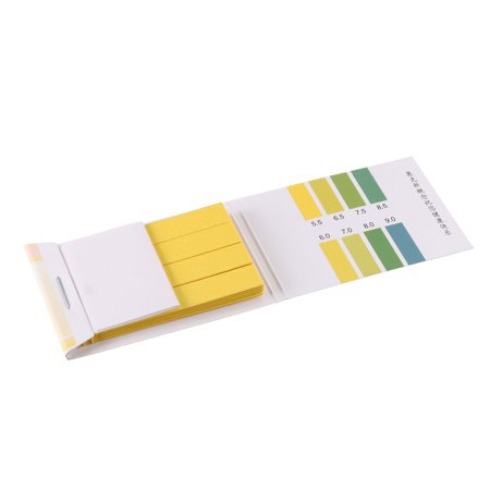Fragrance Testing Papers (PH Test Strips 5.5-9.0 Indicator Paper Lab Litmus Tester 80in1 Kit Water Food Pool Aquarium Testing Alkaline Acid )