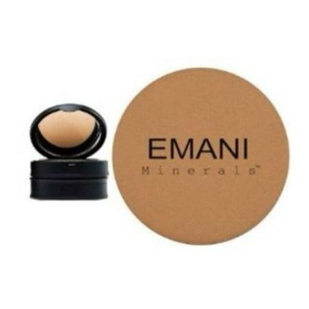 Emani Pressed Mineral Foundation, 1006 Tan N20