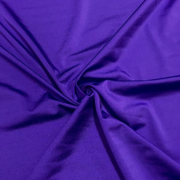 "Lycra Shiny Milliskin Nylon Spandex Fabric 4 Way Stretch 58"" wide Sold By The Yard Many Colors (White)"