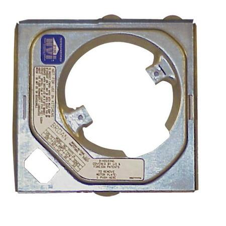 Broan/nautilus 690 60 CFM Bathroom Fan Upgrade Kit ...
