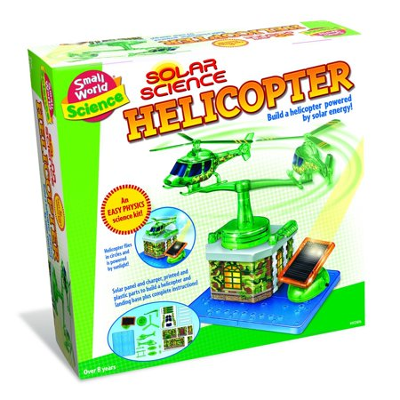 Girls Engineering Toys (Solar Science Helicopter)