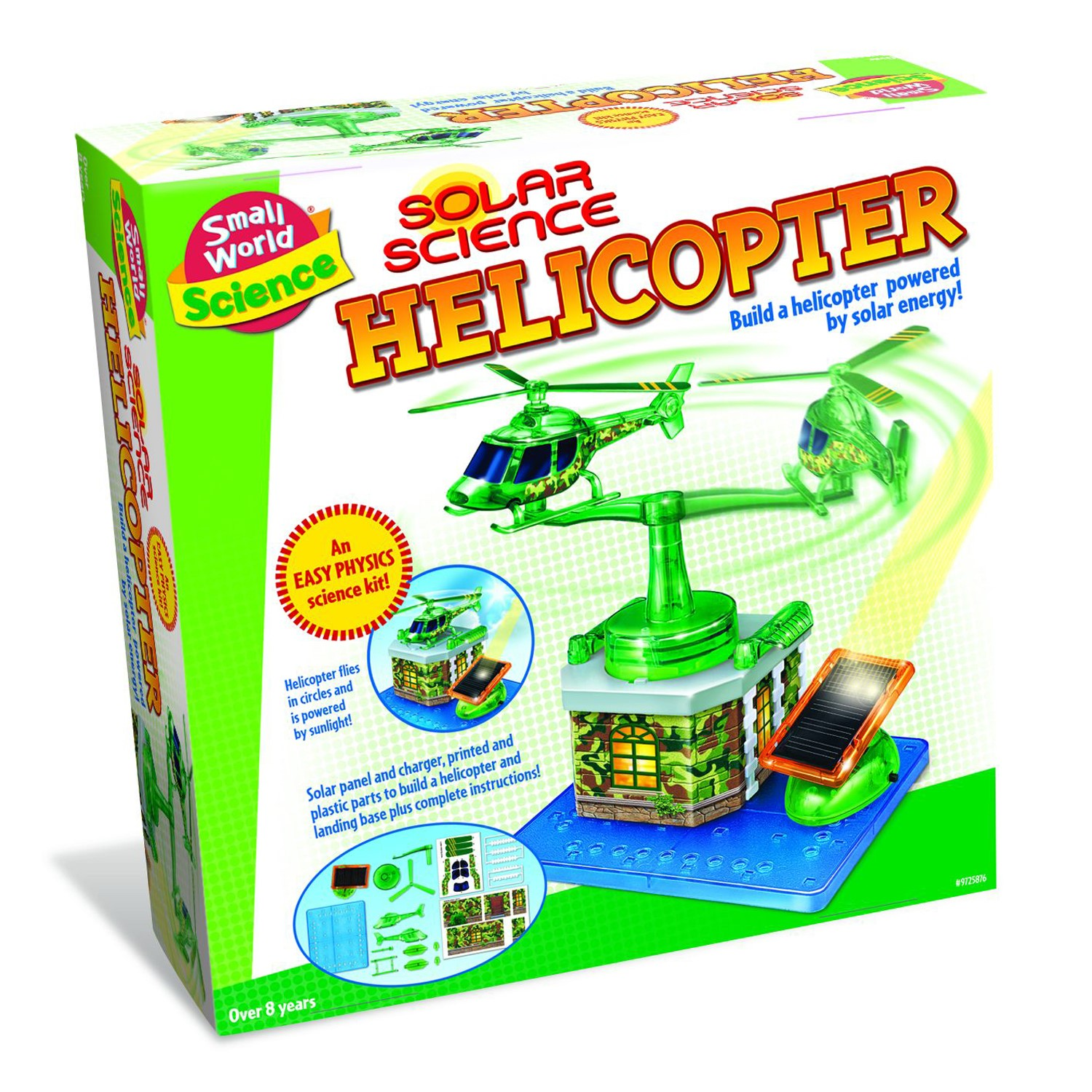 Solar Science Helicopter