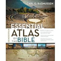 Zondervan Essential Atlas of the Bible (Paperback)