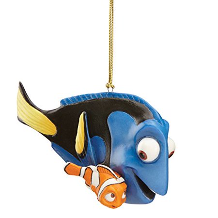 Lenox Disney Finding Dory Nemo Ornament 853554 - Lenox Walt Disney Showcase