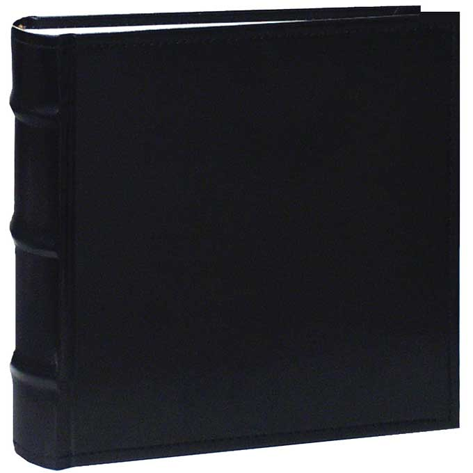 "Pioneer CLB146 Leather Bi-Directional Photo Album (4x6"", 100 Photos, Black)"