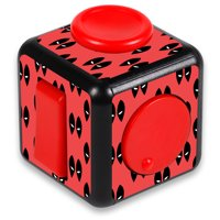 Skin Decal Wrap for Fidget Cube Hand toy sticker stress anxiety Dead Eyes Pool