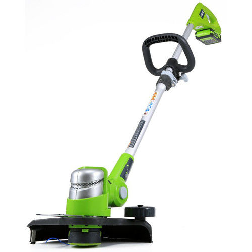 Greenworks 12-Inch 24V Cordless String Trimmer, Battery Not Included 2100302 by Sunrise Global Marketing