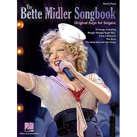 The Bette Midler Songbook