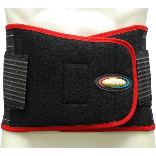 MAXAR Bio-Magnetic Back Support Belt: BMS-512