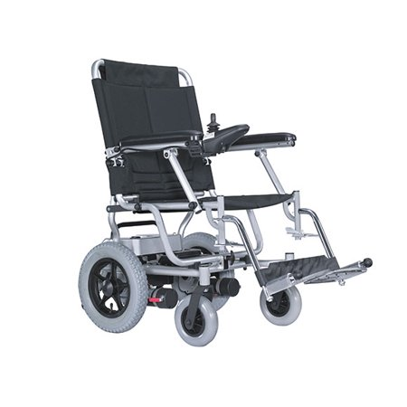 Heartway puzzle portable light weight folding electric for Lightweight motorized folding wheelchair