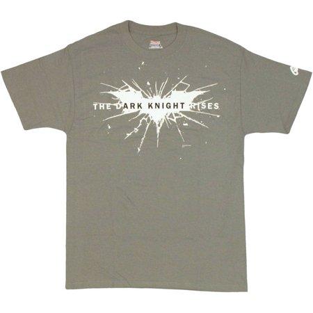 Batman Dark Knight Rises T Shirt