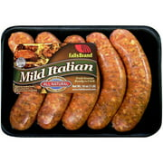 Falls Brand All Natural Pork Mild Italian Links 1 lb